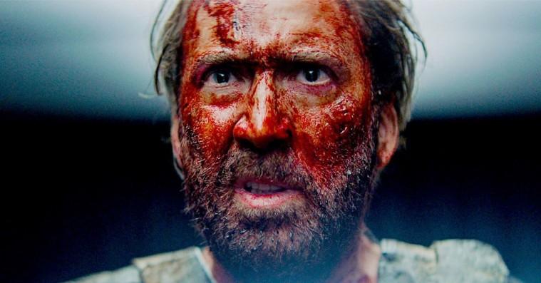 'Mandy': Sikkert kulthit med Nicolas Cage er bizar og kitschet