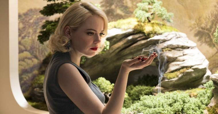 Hvad Emma Stone og Justin Theroux gemmer bag elverører og tyk paryk