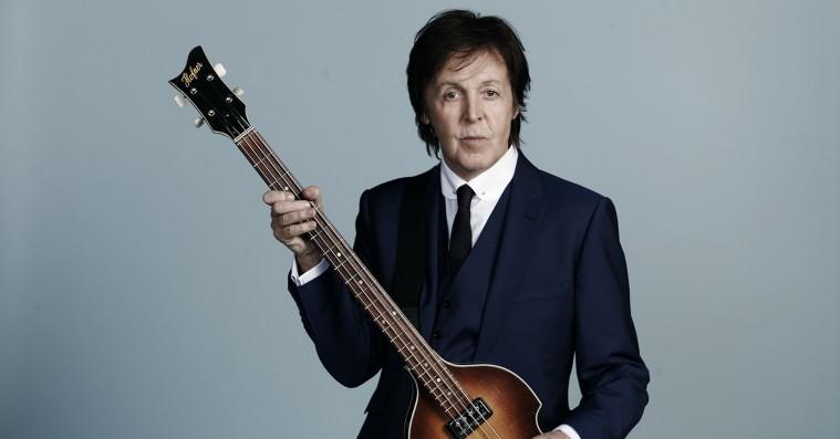 Paul McCartney er personlig og direkte på veloplagt konceptalbum