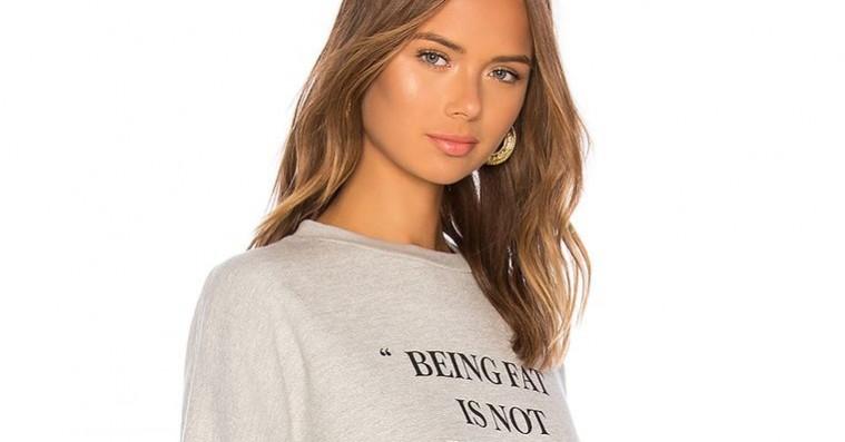 Lena Dunham bakker ud af samarbejde efter misforstået sweatshirt-citat