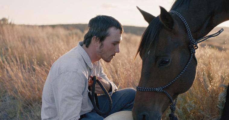 'The Rider' sender tårerne i flodstrøm ned ad kinderne