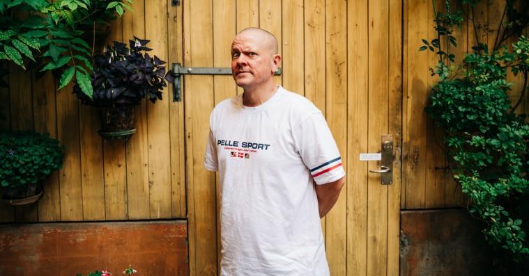 Anders Matthesen: »Jeg føler mig ikke hjemme i en flok med 20 stoddere«
