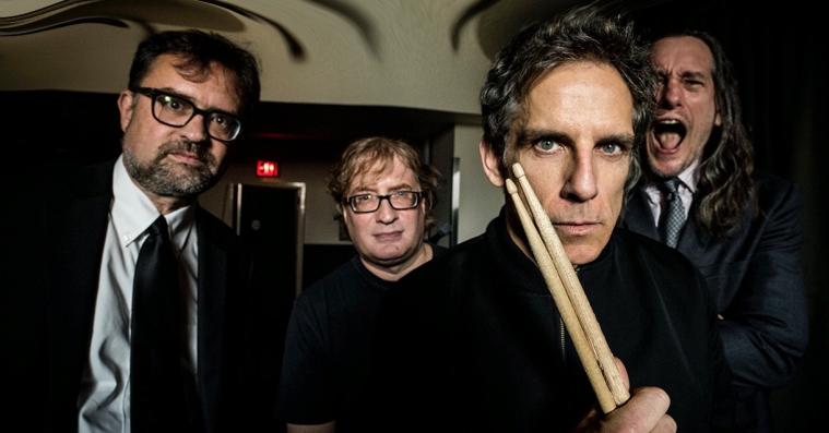 Ben Stillers highschool-band udgiver musik for første gang siden 1982