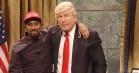 'Saturday Night Live' tager tykt pis på Kanyes møde med Trump i ny, morsom spoof