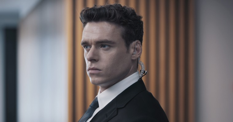 Ny Netflix-serie røber, om Richard Madden kan blive en god James Bond
