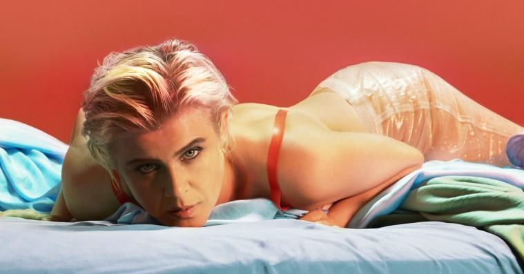 Robyn gør comeback medet virkelig vellykket popalbum