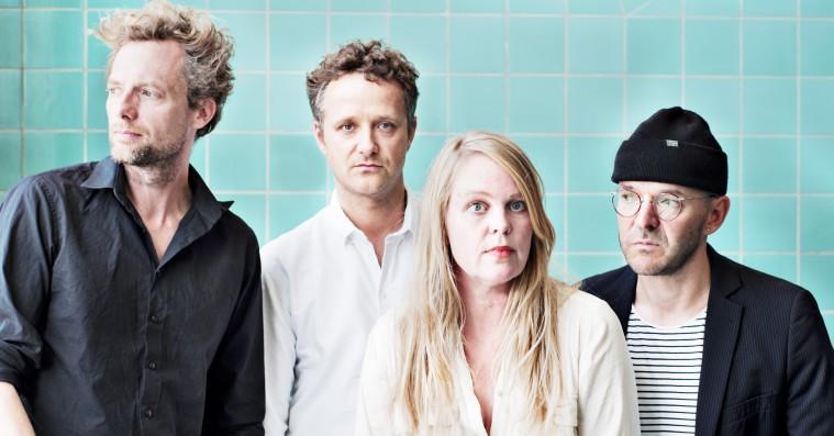 Et storslået comeback fra de danske støjrockpionerer Speaker Bite Me