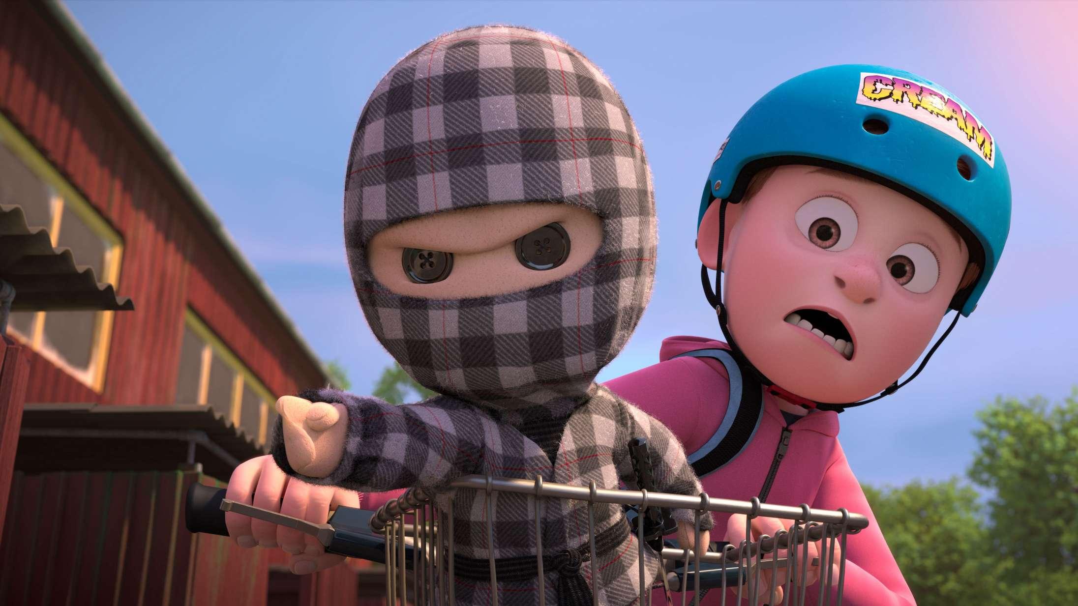 'Ternet Ninja': Anders Matthesens nye film er fuld af WTF-øjeblikke