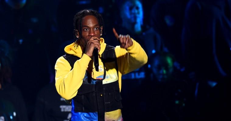 Travis Scott slutter sig til Maroon 5's Super Bowl-optræden – Jay-Z og Meek Mill protesterer