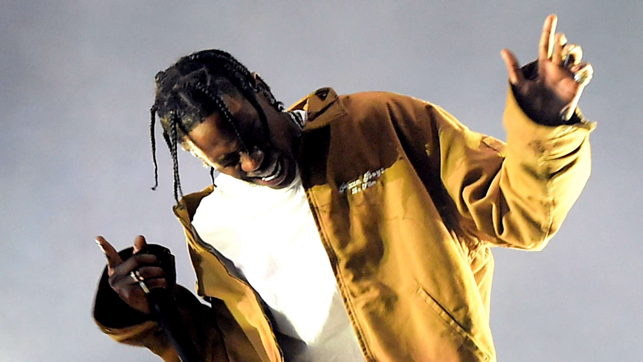 Efter spektakulær 'Fortnite'-premiere: Hør Travis Scott og Kid Cudis 'The Scotts'