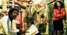 Se første coke-fyldte teaser til Wall Street-serien 'Black Monday' – Seth Rogen instruerer