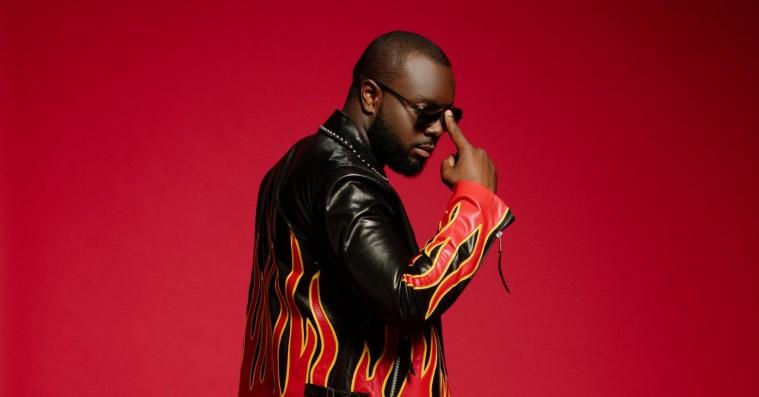 Den franske rapstjerne Maître Gims kommer til Danmark for første gang