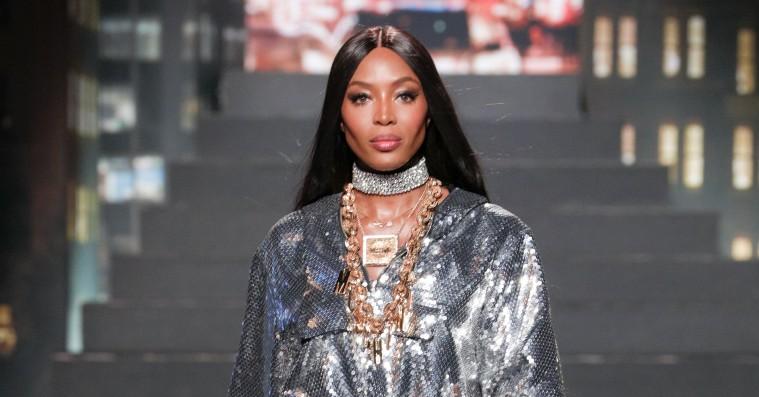 H&M spillede med musklerne – Naomi Campbell lukkede Moschino-show og Diplo dj'ede