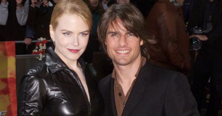 Nicole Kidmans ægteskab med Tom Cruise beskyttede hende fra sexchikane