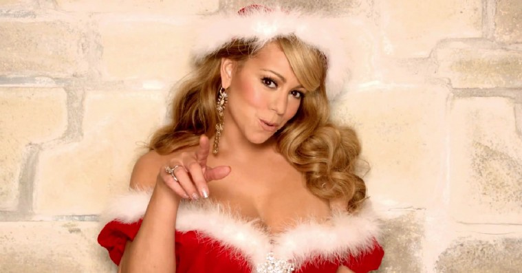 Mariah Carey sætter global Spotify-rekord med 'All I Want For Christmas Is You'