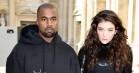 Lorde beskylder Kanye og Kid Cudi for at stjæle hendes scenedesign