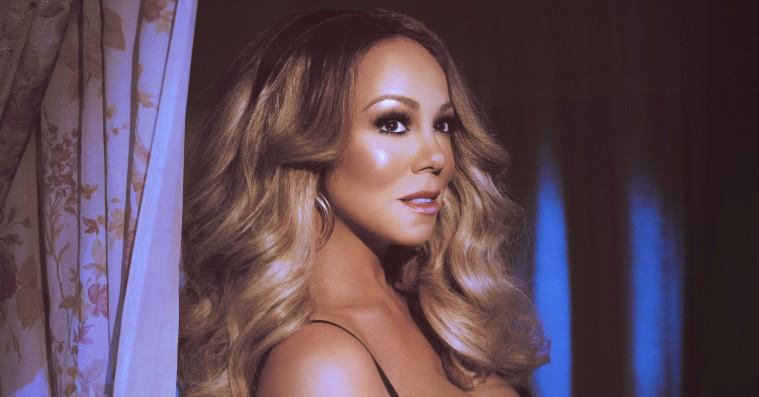 Mariah Carey synger sig tilbage til toppen af poppen med himmelsk r'n'b