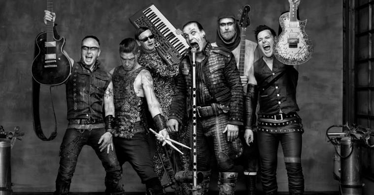 Rammstein kommer til Danmark med nyt album