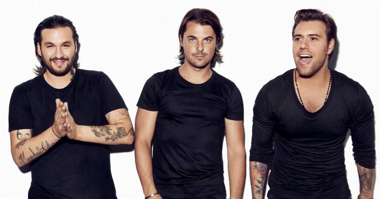 Swedish House Mafia holder kæmpefest på Tinderbox