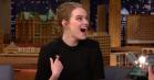 Emma Stone tager »chokerende« Spice Girls-test hos Jimmy Fallon – se det herlige klip