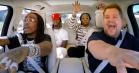 Migos indtager 'Carpool Karaoke' – giver James Corden en makeover og skråler igennem til Whitney Houston