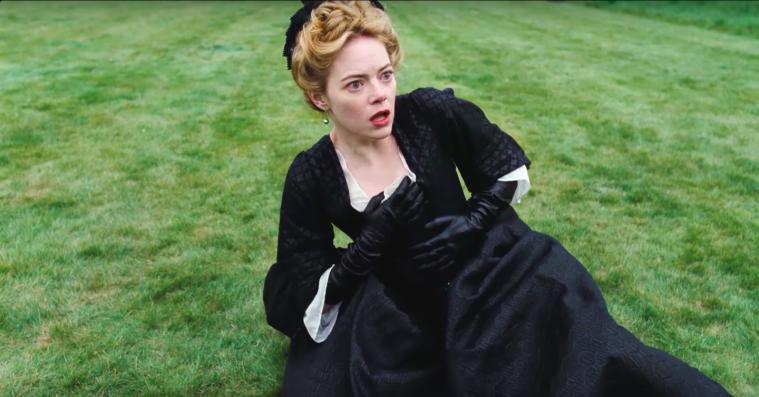 Emma Stone insisterede på nøgenscene i 'The Favourite'