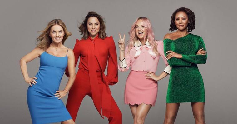 Spice Girls gør comeback med turné i 2019 (uden Posh)