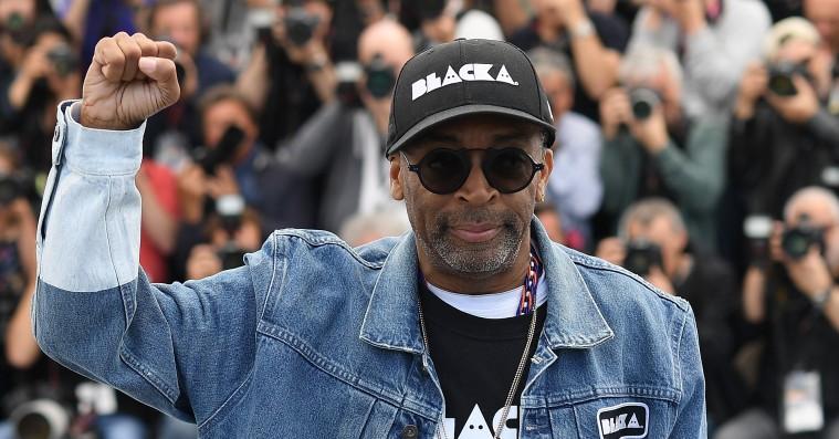 Spike Lee skriver historie som nyudnævnt jurypræsident for årets Cannes-festival