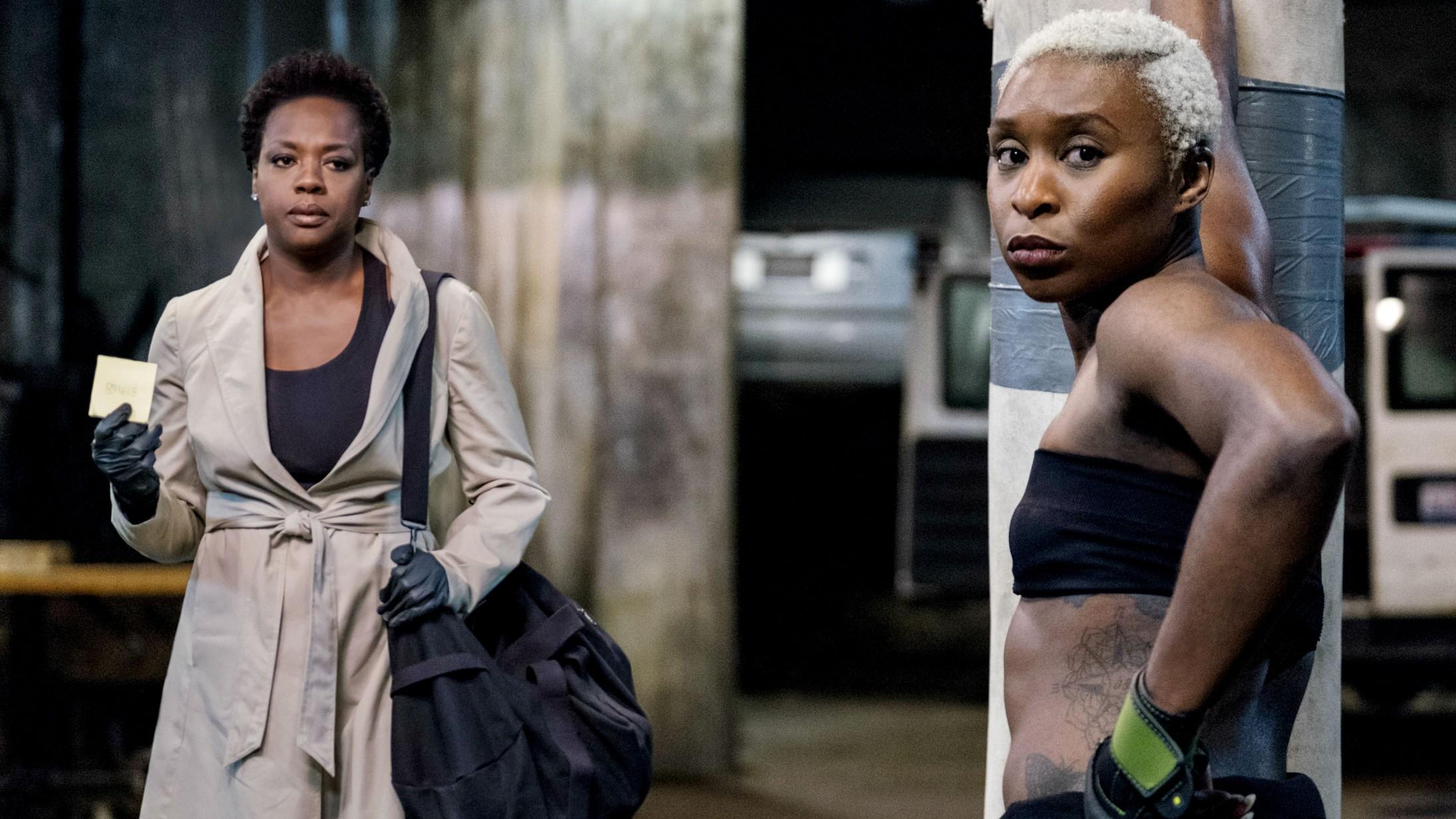 'Widows': Stjernespækket kupfilm er en ren magtdemonstration