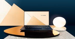 Smuk, slank og stilfuld – læs mere om ASUS' nye laptop her
