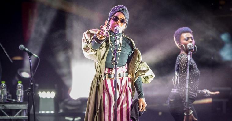 Lauryn Hill viste sit værd, men degraderede sit magnum opus