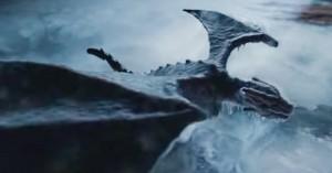 Første teaser til 'Game of Thrones' sæson 8 er ude – drage, løve, ulv, ild og is