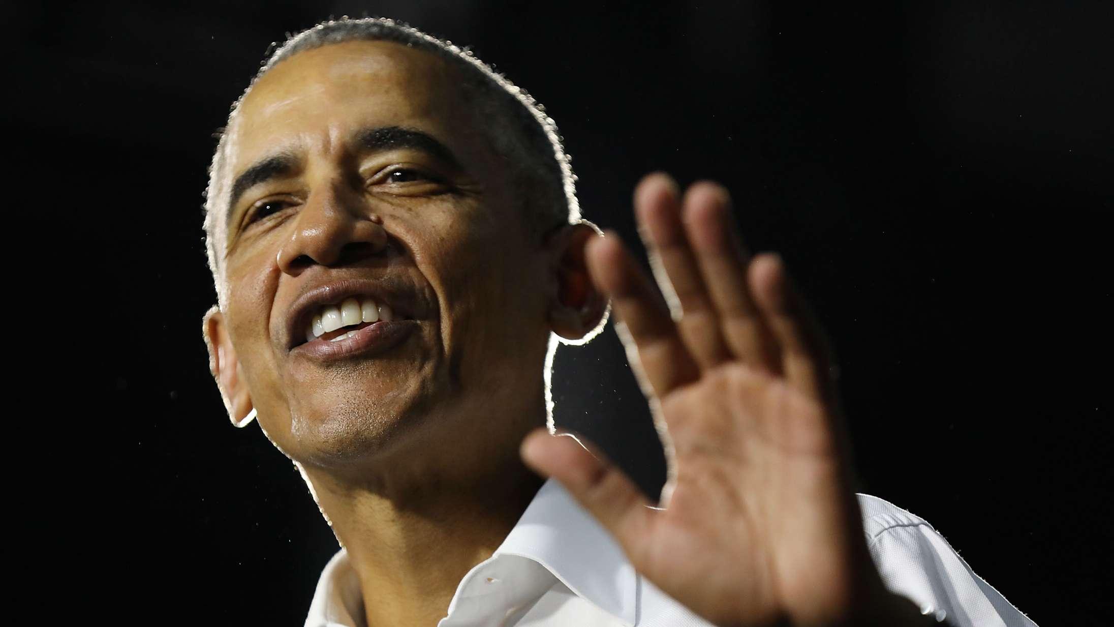 Barack Obama afslører, hvilken rapper der er favorit hos familien
