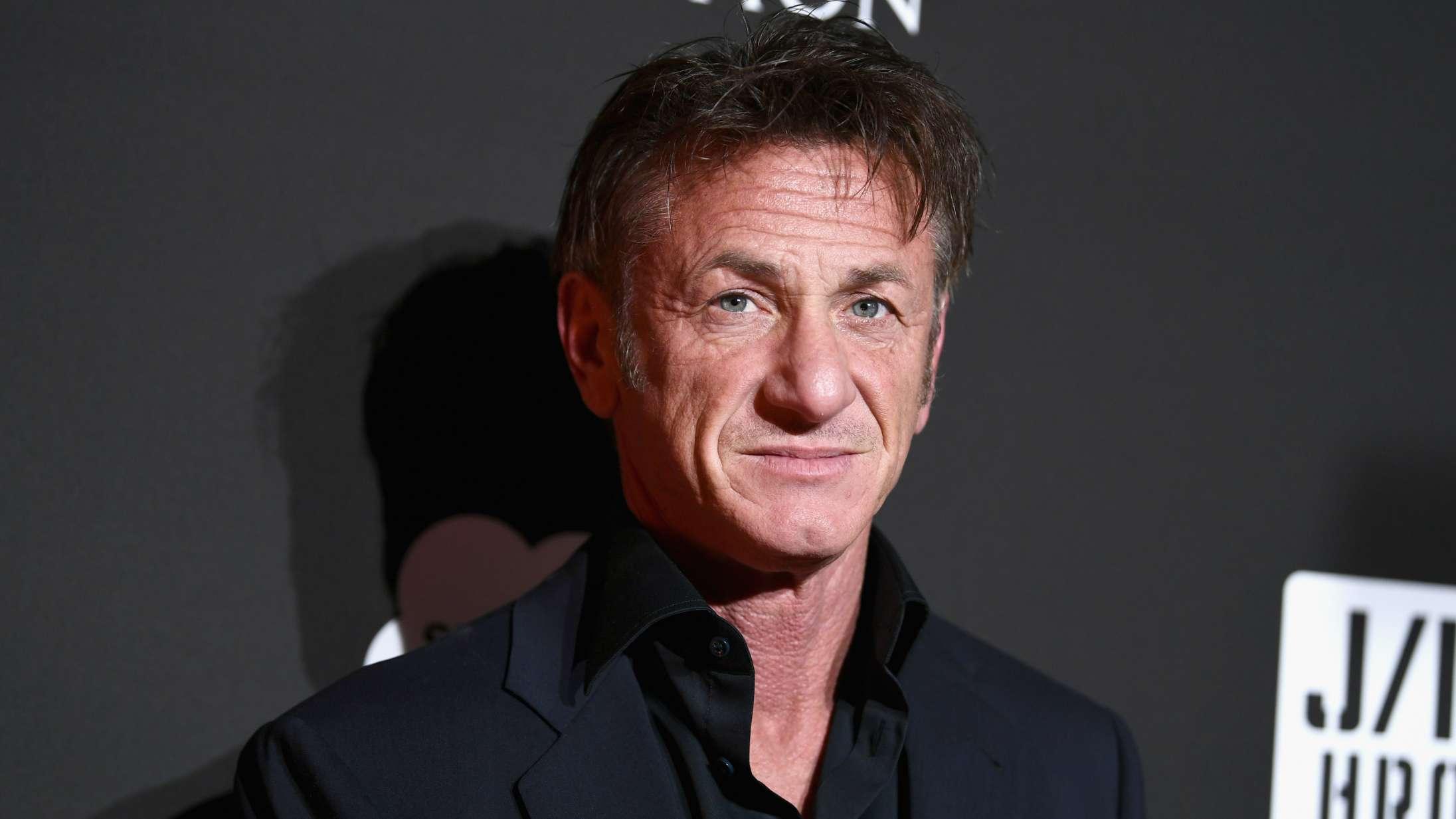 Sean Penn er gået i 'strejke': Vil ikke arbejde på ny serie før kollegerne er vaccinerede
