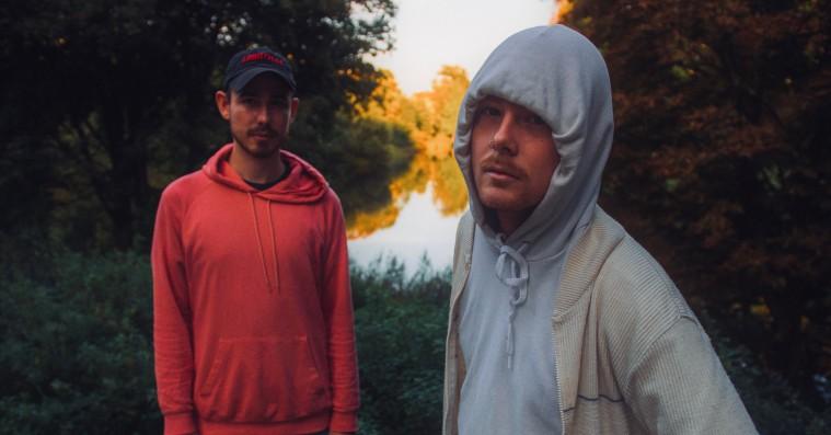 Citadel-kollektivets r'n'b-betonede duo Hingst udgiver debut-ep, 'Blødere end dig'