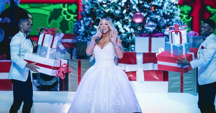 Mariah Carey ønskede alle en vanvittig, overdrevet og pompøs jul i Royal Arena