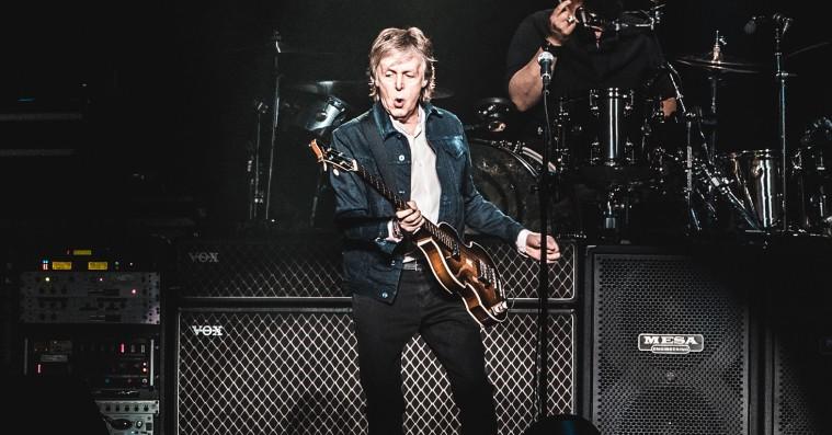 Paul McCartney i Royal Arena: En rocklegende med et luksusproblem