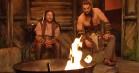 Veloplagte Jason Momoa genopliver Khal Drogo under sit værtskab på 'Saturday Night Live'