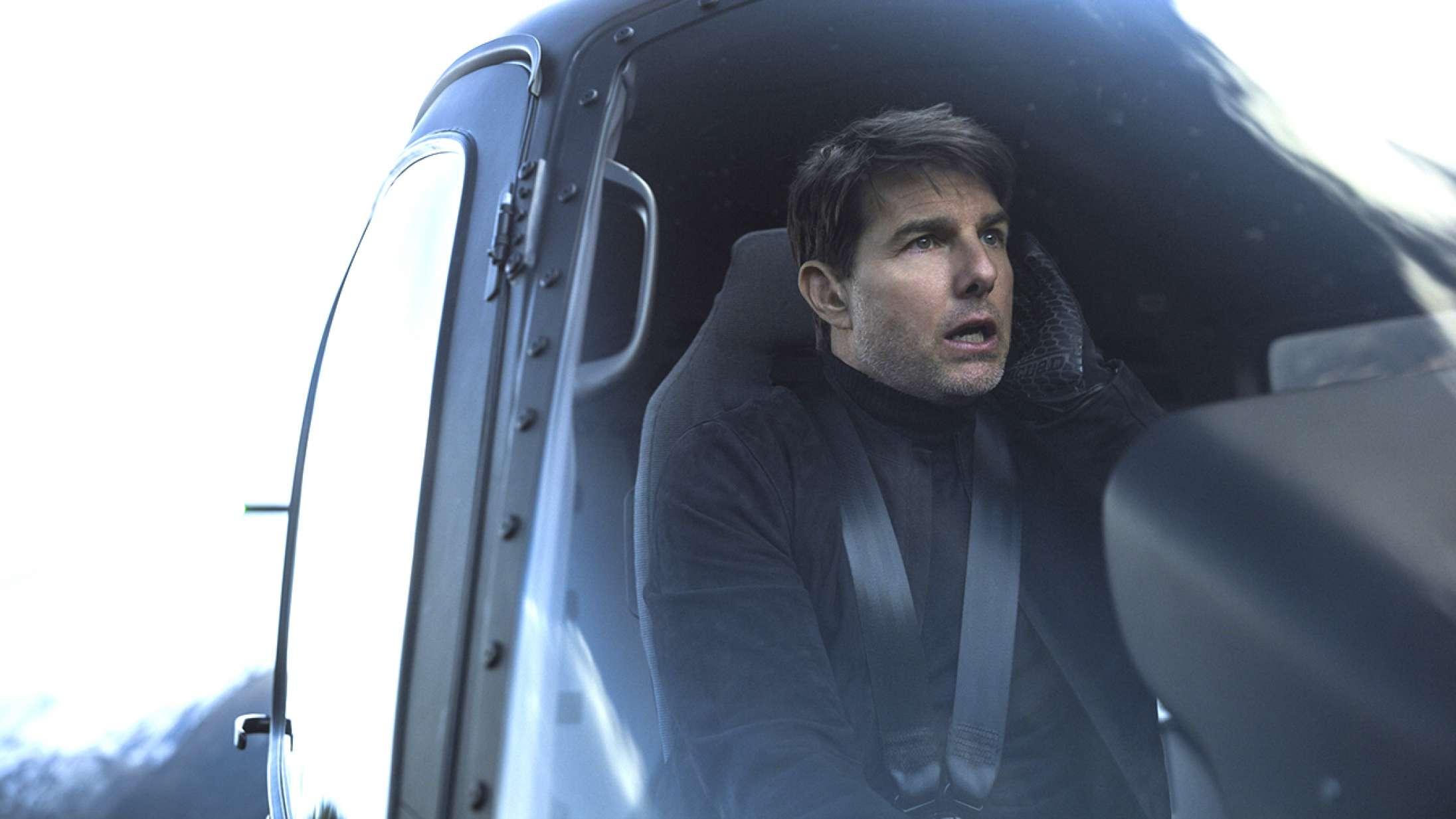 Tom Cruise og Elon Musk vil lave den første spillefilm i rummet