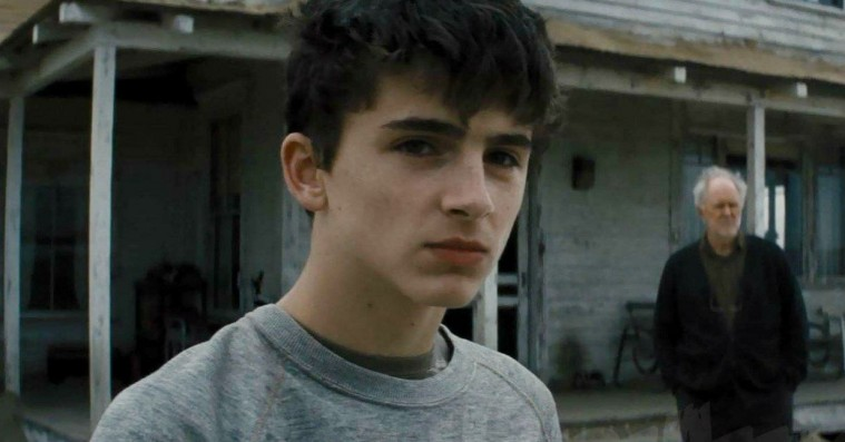Timothée Chalamet græd i en time over sin 'Interstellar'-rolle