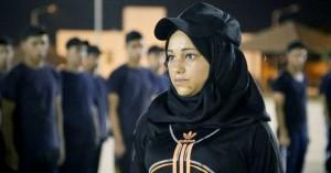 'Walaas vilje': Palæstinensisk pige med soldaterdrømme er fantastisk karismatisk i dansk dokumentar
