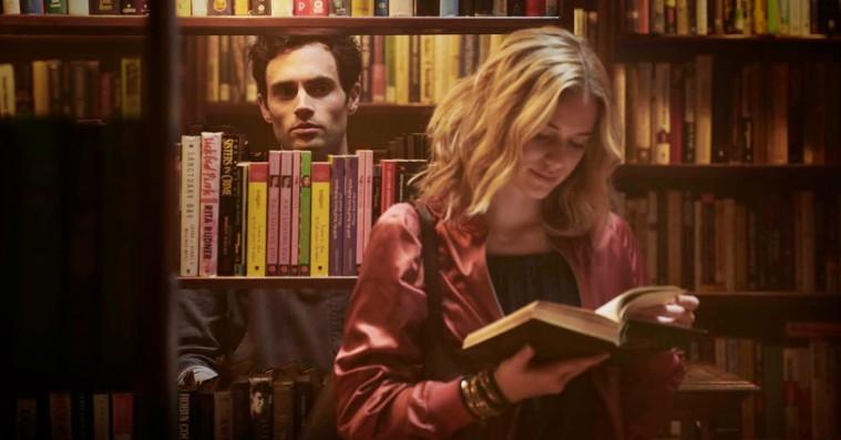 'You': Stalker-serie på Netflix har den mest usympatiske hovedperson i nyere tid