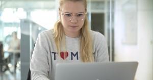 Skab dine egne apps og bliv headhuntet - tag en kandidat i Digital Design på ITU