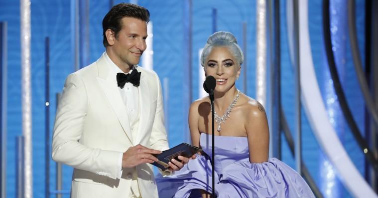 'A Star Is Born'-fiasko ved Golden Globes er guld for dens Oscar-chancer