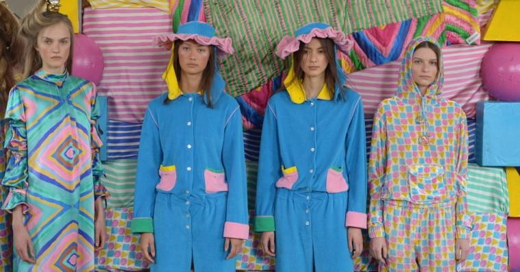 Showanmeldelse: Helmstedt leverede et følelsesladet debutshow til Copenhagen Fashion Week