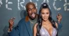 Kanyes Valentinsgave til Kim var cheesy ud over alle grænser