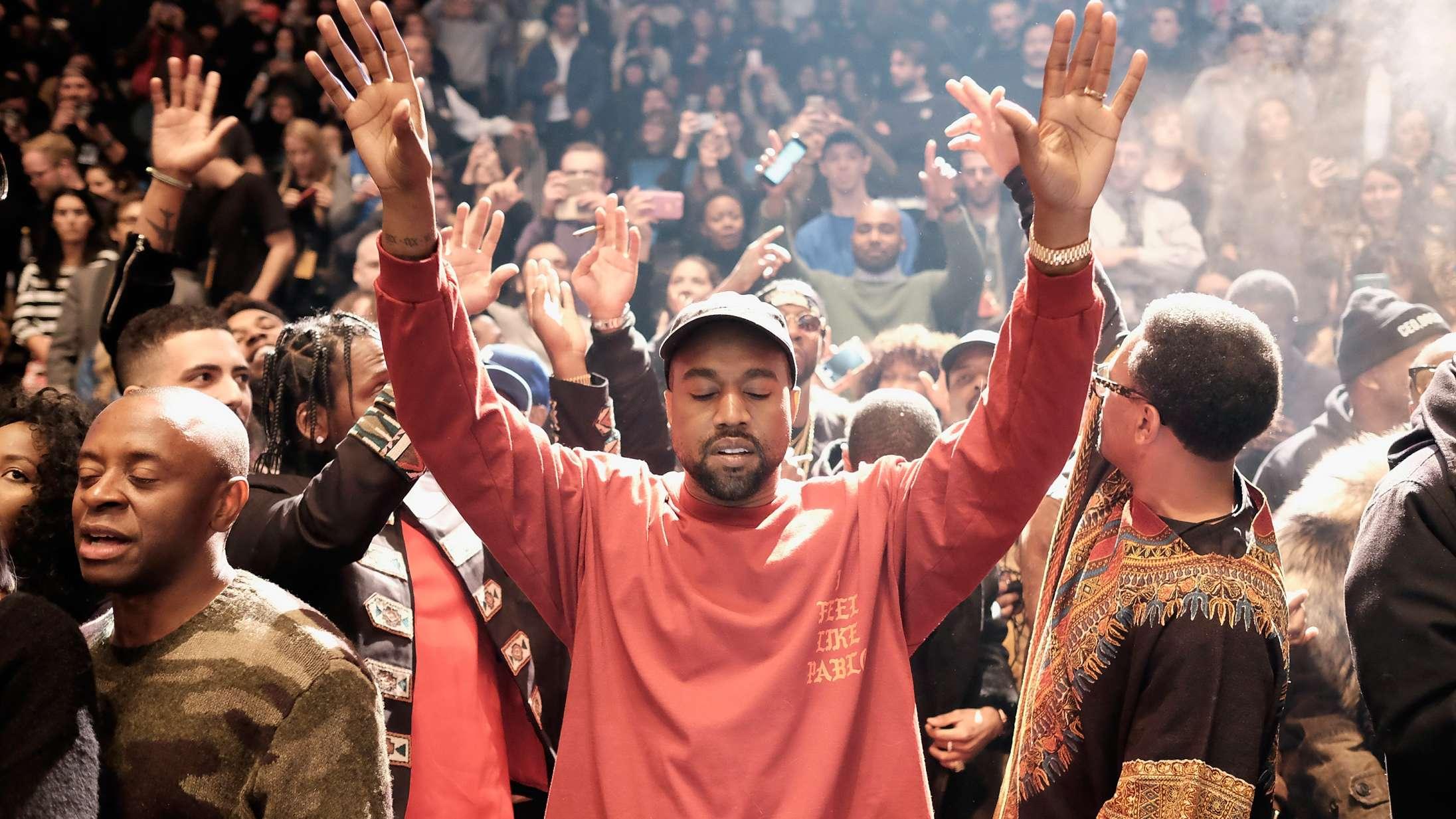 Kanye West har vundet en Grammy – men nok ikke lige i den kategori, du regnede med