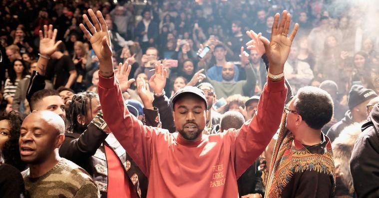Kanye West deler trailer til 'Jesus Is King'-filmen