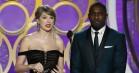 Taylor Swift overrasker til Golden Globes – giver pris til grædende Lady Gaga