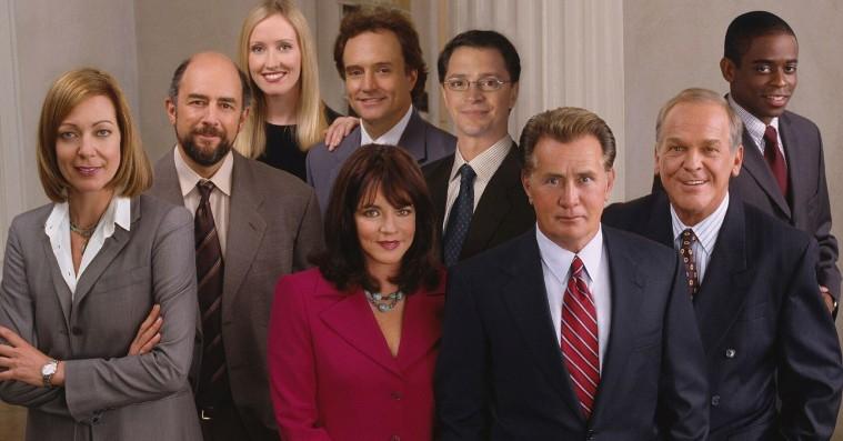 'The West Wing'-skuespiller puster liv til rygterne om reboot